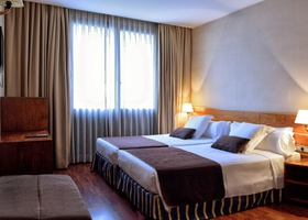 Room HLG CityPark Pelayo Hotel